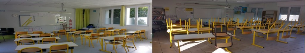 Classes de P.Gabaude (CM1) et de M.Gaborieau (CM2)